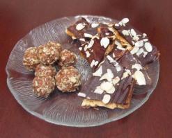 Merry Orbs & Almond Roca