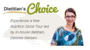 Choices Nutriotionist  - Desiree Nielsen
