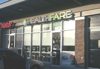 HealthFare - front